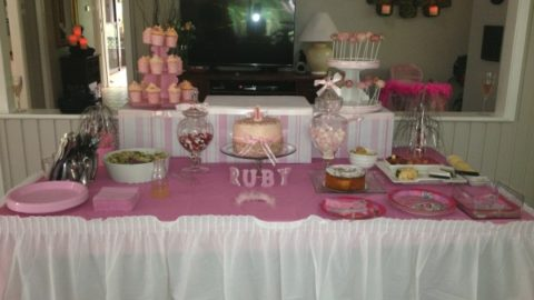 A birthday fit for a princess