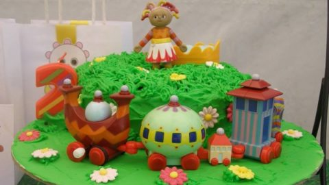 Ruby's In the Night Garden Party